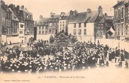 PAIMPOL - Procession De La Fête Dieu - Paimpol