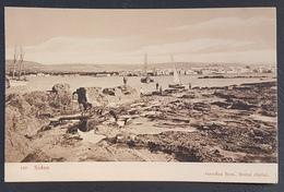 CM2 - Lebanon Vintage & Rare Postcard, Sidon, Saida The Sea And The City, Sarrafian Bros. - Lebanon