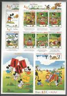 4 Pcs MALI - MNH - Disney - Disney
