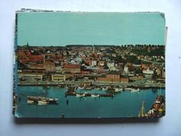 Denemarken Danmark Denmark Dänemark Svendborg With Harbour - Denemarken