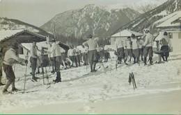 Militare. Soldato. ALPINI. Soldati. Militari. Alpinismo. Trento Passo Rolle.  91 - Uniformi