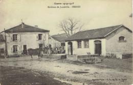Environs De Luneville Serres Guerre 1914/18 - War 1914-18