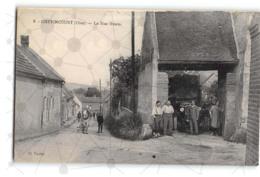Chevincourt _La Rue Haute_Etat Superbe. - Other Municipalities