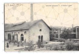 Cours_L'usine à Gaz_Etat Superbe. - Autres Communes
