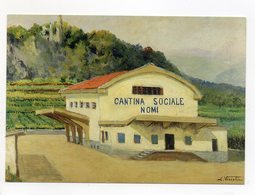 Nomi (Trento) - Cantina Sociale - Non Viaggiata - (FDC16397) - Trento
