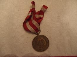 Militaria Décoration Médaille étrangère à Identifier 1945 Pologne ? - Médailles & Décorations