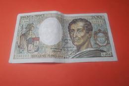 U034.1985 - 200 F 1981-1994 ''Montesquieu''