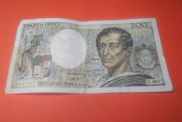 G067.1989 - 200 F 1981-1994 ''Montesquieu''