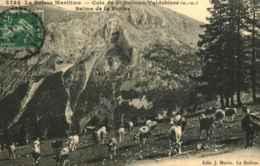 06 - Cols De Saint DALMAS VALDEBLORE - Balme De La Fréma - Autres Communes