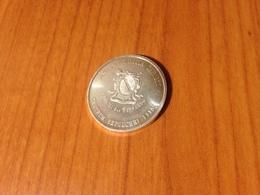 PRINCIPATO DI SEBORGA  10 Cent En Argent -  Monnaie Unique De Cette Principoté Italienne (port à Ma Charge ) - Otros