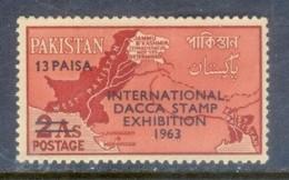 B16- Pakistan 1963. International Stamp Exhibition Dacca. - Pakistan