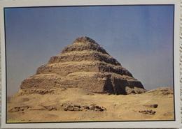 Egypt - Sakkara Pyramid - Pirámides