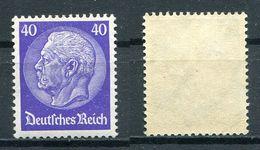 D. Reich Michel-Nr. 472 Postfrisch - Unused Stamps