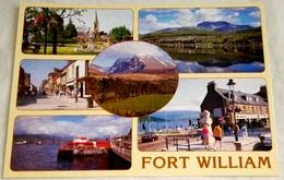 Postcard, Postal, Carte Postale / Inglaterra, England, L'Angleterre - Scotland, Fort William, Whiteholme Of Dundee - Scotland