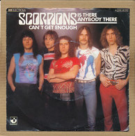 """7"""" Single, Scorpions, Is There Anybody There - Rock"""