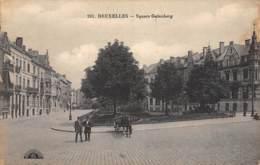 BRUXELLES - Square Gutenberg - Marktpleinen, Pleinen
