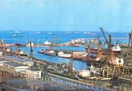 CPM - ROMÂNIA - CONSTANTA - Portul - Roumanie