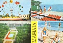 CPM - ROMÂNIA - MAMAIA - Roumanie