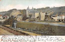 DURBUY - Le Château Et Les Rochers - Durbuy