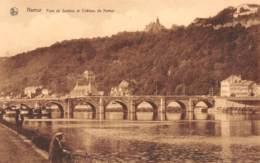 NAMUR - Pont De Jambes Et Château De Namur - Namur
