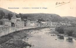 REMOUCHAMPS - L'Amblève Traversant Le Village - Aywaille