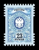 Russia 2019 Mih. 2698 Definitive Issue MNH ** - 1992-.... Federation