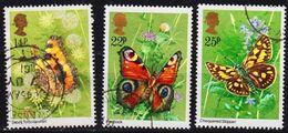 ENGLAND GREAT BRITAIN [1981] MiNr 0875 Ex ( O/used ) [01] Schmetterlinge Schön - 1952-.... (Elisabeth II.)