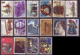 ENGLAND GREAT BRITAIN [Lot] 12 ( O/used ) Nur Sondermarken, Schön - Colecciones Completas