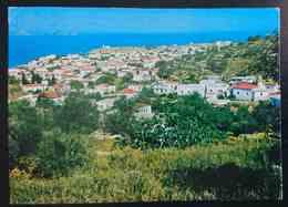 SPETSAE ISLAND - Greece - View From Kastelli - Vg - Grecia