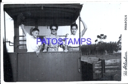 116933 URUGUAY PIRIAPOLIS COSTUMES FAMILY POSTAL POSTCARD - Uruguay