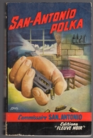 San-Antonio - San-Antonio Polka - Roman Spécial-Police N° 333 - 1963 - San Antonio