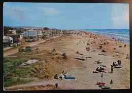 SEGUR DE CALAFELL - TARRAGONA - Costa Dorada - Playa, Beach, Spiaggia, Plage -  Vg S2 - Tarragona