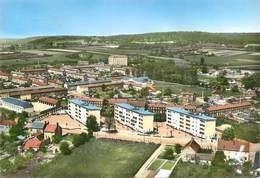 """CPSM FRANCE 71 """"Epinac Les Mines, HLM, Cité Des Acacias"""" - France"""