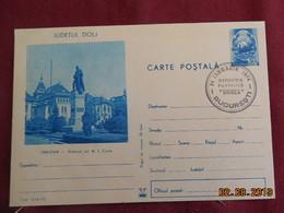 Entier Postal De 1974 - Cachet Exposition Philatelique De 1974- - Cartas