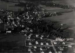 + GAUTING, Landkreis Starnberg, Bayern, Original, Seltenes Luftbild 1937, Nr. 27657, PLZ: 82131 Format 18 X 13 Cm - Deutschland