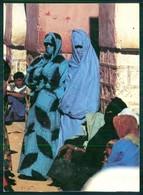 A15 MOROCCO MAROC MARRUECOS CPSM SCENES ET TYPES - FEMMES DU SAHARA - Morocco