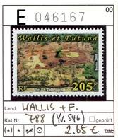 Wallis & Futuna - Michel 788 -  ** Mnh Neuf Postfris - - Ungebraucht