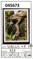 Wallis & Futuna - Michel 828 -  ** Mnh Neuf Postfris - Enygrus Bibroni - Wallis Und Futuna