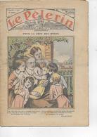 LE PELERIN N° 3035   Mai 1935 POUR LA FÊTE DES MERES  ; VUE GENERALE DE L' EXPOSITION INTER. DE BRUXELLES - Journaux - Quotidiens
