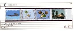 Wallis & Futuna - Michel 849-852 -  ** Mnh Neuf Postfris - - Wallis Und Futuna