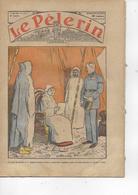 LE PELERIN N° 2875 Mai 1932  LE GENERAL HURE ET REÇU PAR LE SULTAN DU MAROC ; AUX FETES DE L' ESPERANCE A CANNES - Autres