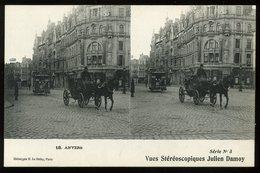 Antwerpen Anvers Série N 3  Le Deley Vues Stéréoscopiques Julien Damoy - Antwerpen