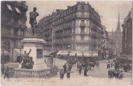 75. PARIS. La Place Maubert. 394 - Non Classés