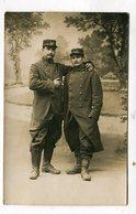 Carte Photo : Militaires Du 154 ème Et 155 ème  A   VOIR  !!!!!!! - Regiments