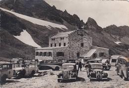 COL DE L'ISERAN ,hotel De L'ISERAN,avec Voitures Traction Avant,et Divers Véhicule (lot 61) - Francia