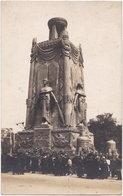 75. Carte-photo. PARIS. Les Fêtes De La Victoire. 14 Juillet 1919. Monument Aux Morts Pour La Patrie. 76 - France