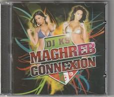 """Cd  """"RARE""""  DJ KS MAGHREB CONNECTION  Etat: TTB Port 110 GR - Musiques Du Monde"""