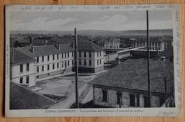 88 : Epinal-Grandrupt - Vue Générale Des Hôpitaux (Territoire De Golbey) - (n°15753) - Epinal