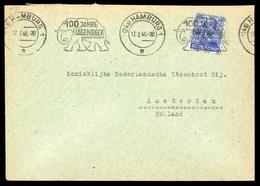 1948, Bizone, 48 II, Brief - Bizone