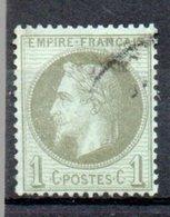 FRANCE  OB YT N° 25 - France